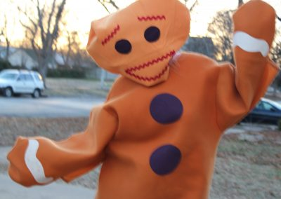 The Gingerbread Man: