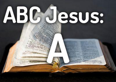 ABC Jesus: A