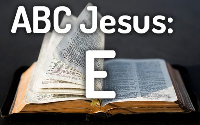 ABC Jesus: E