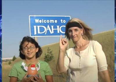 Crazy Eyes in Idaho