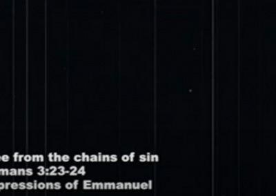 Free from the Chains of Sin