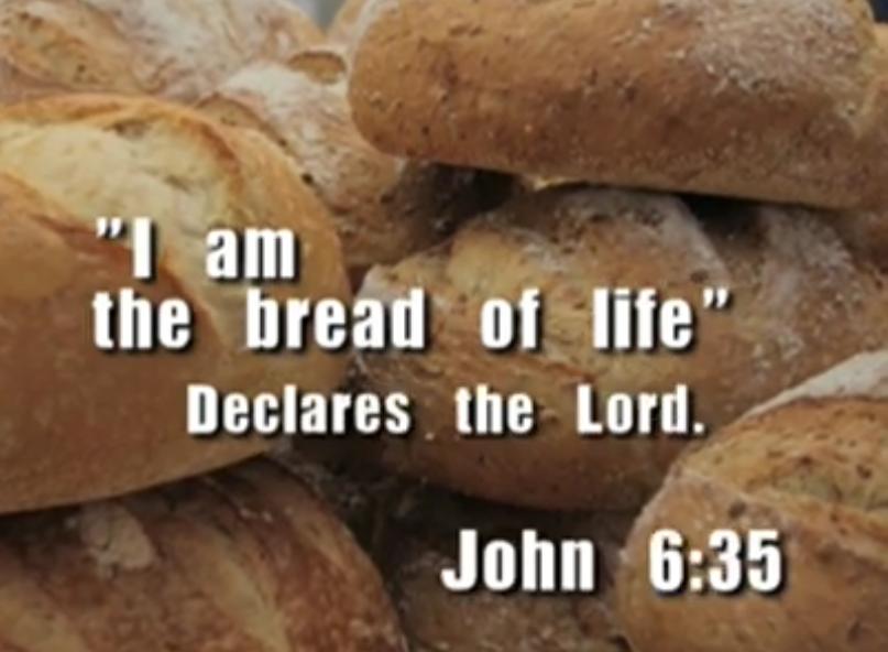 Jesus the Bread that Satisfies