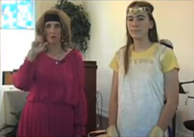 Idols Greek Girl